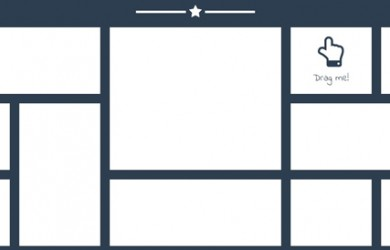 2.jQuery plugin for widget layout