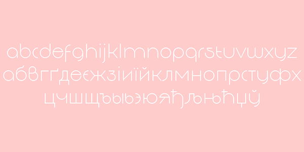3.Free Font Of The Day  Decomart FF