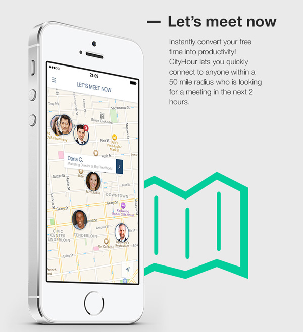 4.Mobile App Design Inspiration – CityHour