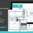 Clean Corporate Wordpress Theme