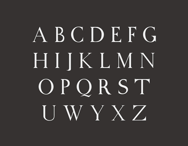 3.Free Font Of Of The Day  Cathedral