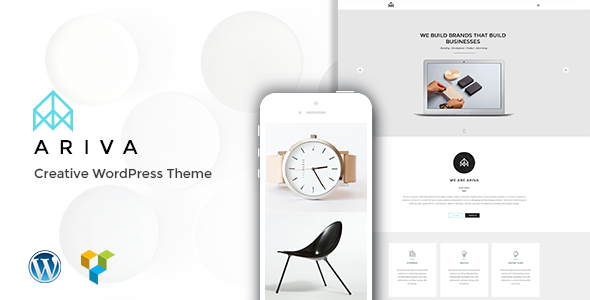 minimal onepage wordpress theme