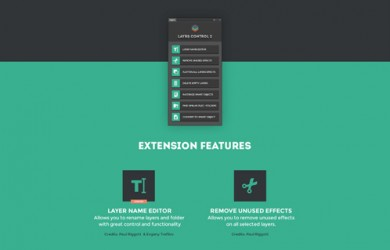 photoshop extension
