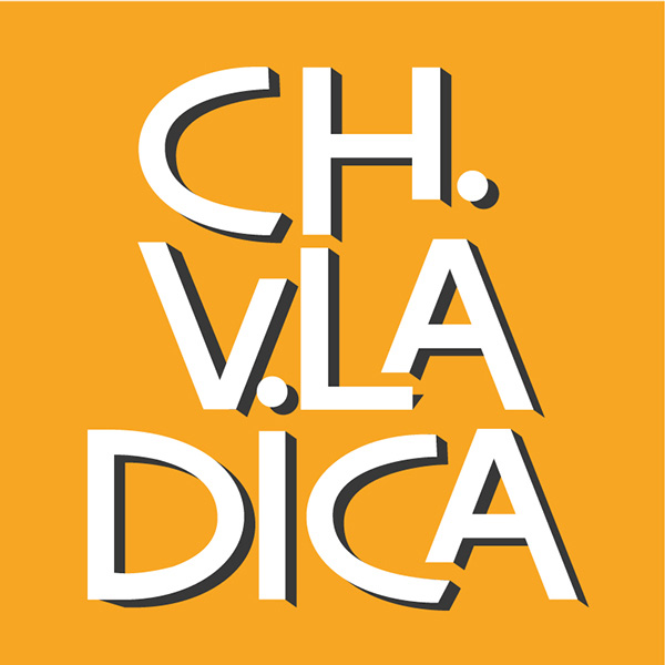 1.Free Font Of The Day  Ch. Vladica