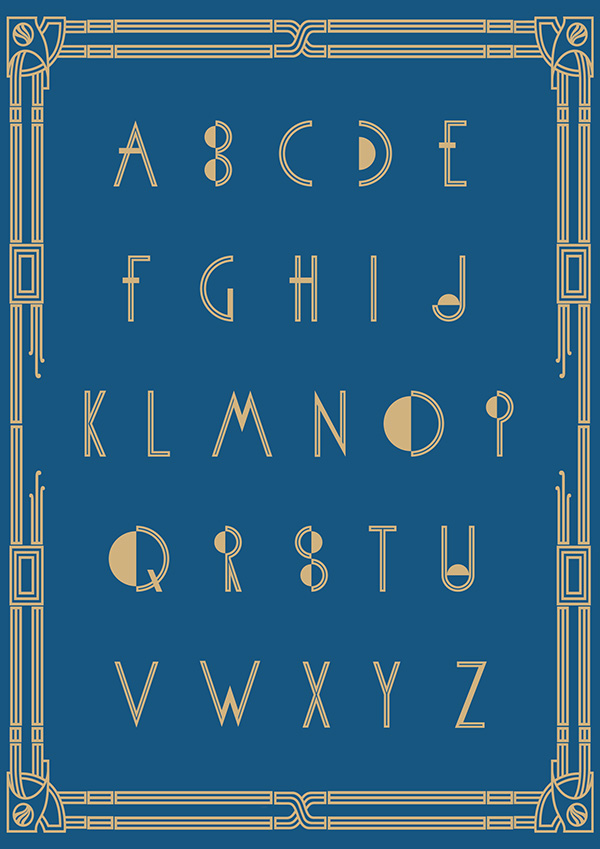 3.Free Font Of The Day  KH-Metropolis