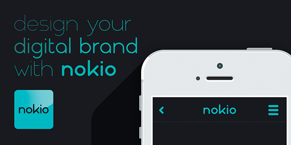 3.Free Font Of The Day  Nokio
