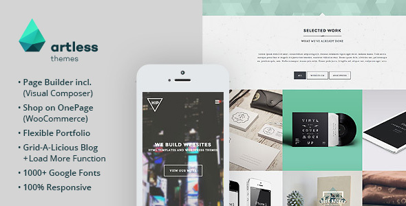 Creative-One-Page-Wordpress-Theme