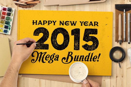 Happy-New-Year-2015-Mega-Bundle