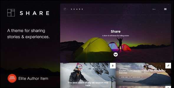 story-telling-wordpress-theme