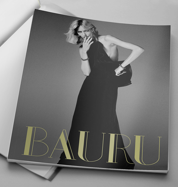 1.Free Font Of The Day  Bauru