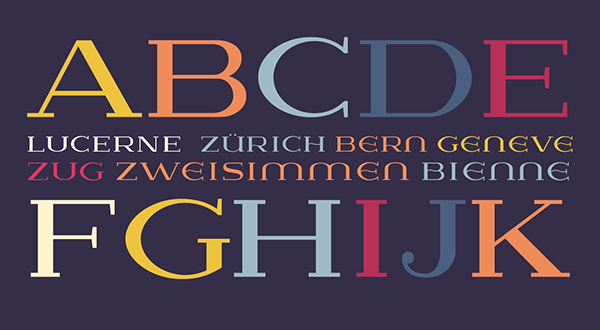 2.Free Font Of The Day  Lausanne