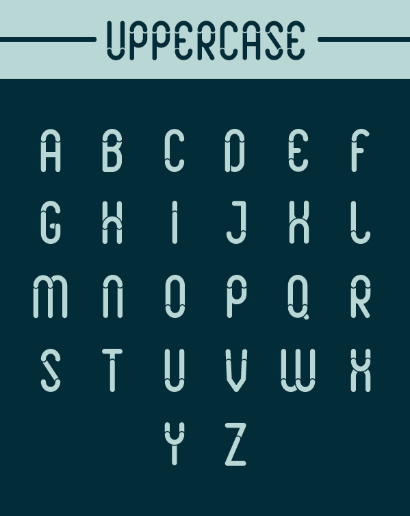 3.Free Font Of The Day  Slot