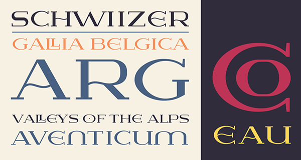 4.Free Font Of The Day  Lausanne