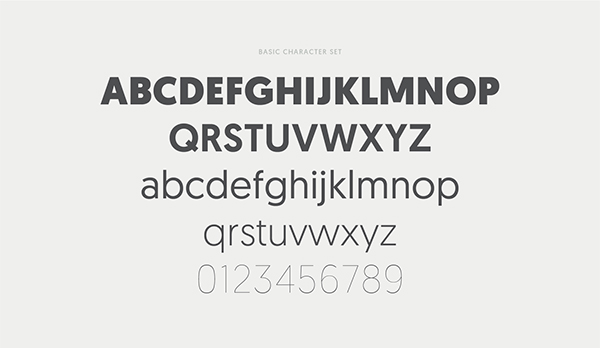 4.Free Font Of The Day  geomanist