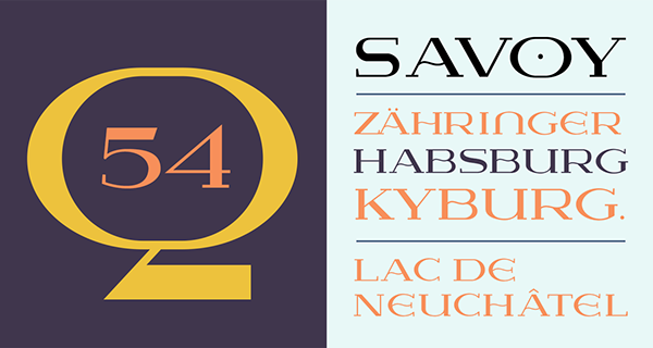 5.Free Font Of The Day  Lausanne