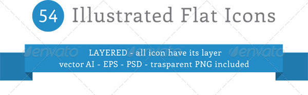 54-Illustrated-Flat-Icons_feature1