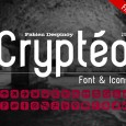 1.Free Font Of The Day  Cryptéo