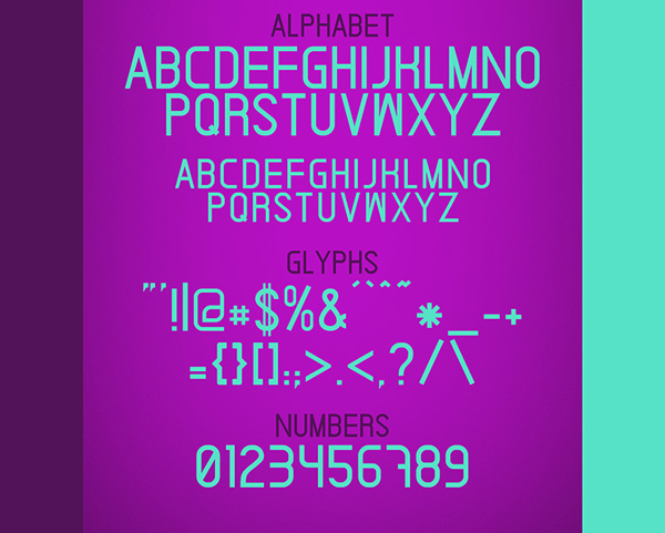 2.Free Font Of The Day  Ardnas