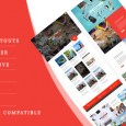 Creative Responsive WordPress Blog Theme