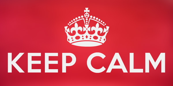 1.Fresh Free Font Of The Day  Keep Calm