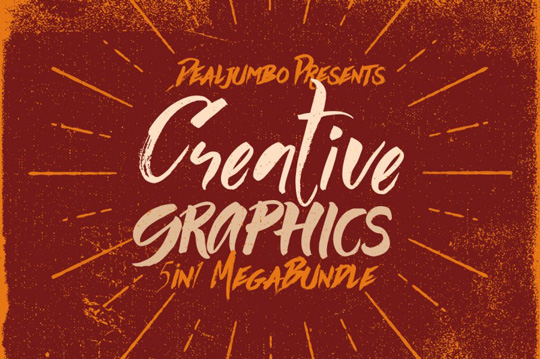 Creative Graphics From Dealjumbo – Highest Quality Illustrations, Shapes, Graphics & Textures