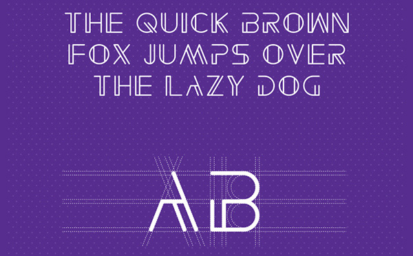 2.Free Font Of The Day  Achi