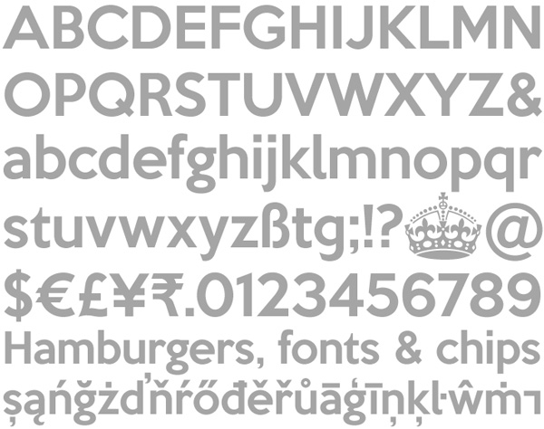 2.Fresh Free Font Of The Day  Keep Calm