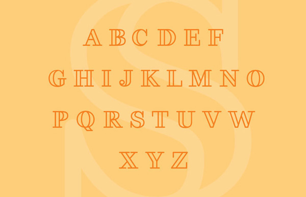 4.Free Font Of The Day  Fakedes