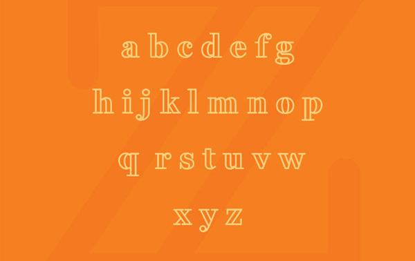 5.Free Font Of The Day  Fakedes