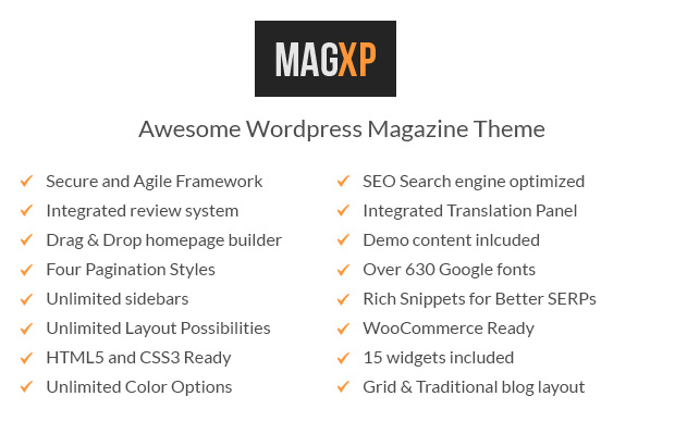 magxp-features