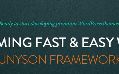 wordpress-framework