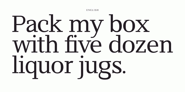 2.Fresh Free Font Of The Day  Didactic