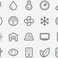 2.Smart House Icon Set