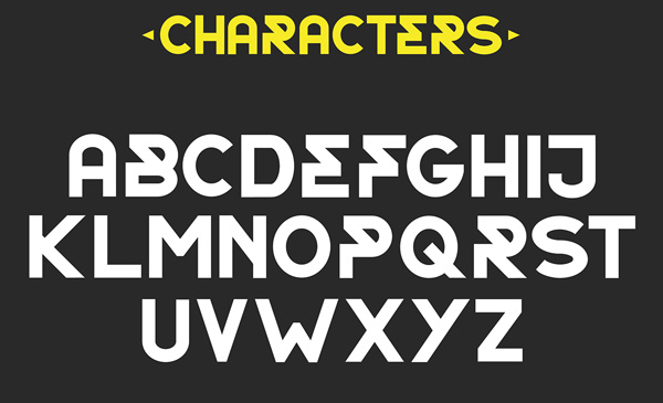 2.Fresh Free Font Of The Day  Order