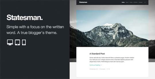 60.best-minimal-wordpress-themes