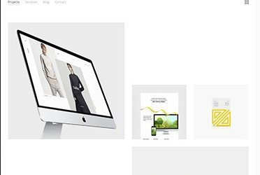 Minimal WordPress Portfolio Theme
