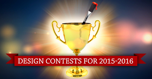 26 Graphic Design Contests for 2015-2016