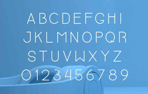 2.Fresh Free Font Of The Day  Bavro