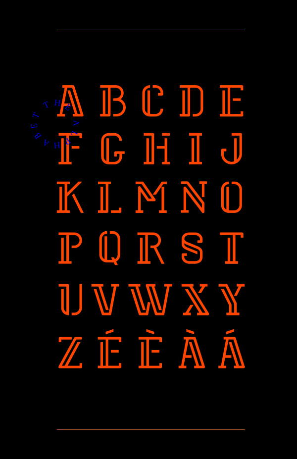 2.Fresh Free Font Of The Day  Stoked