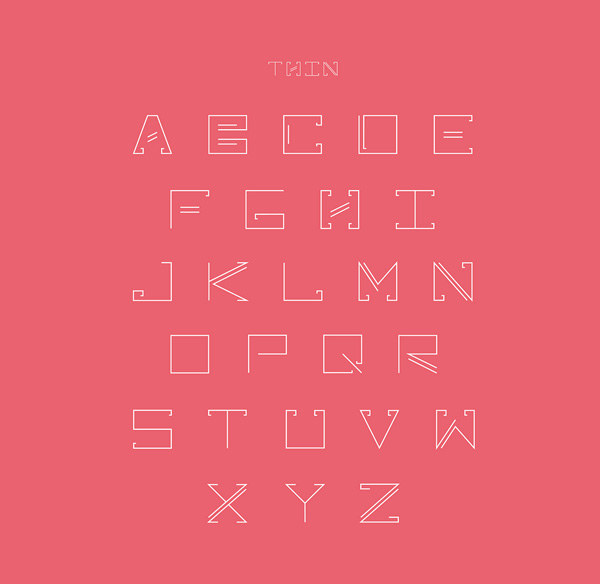 2.Fresh Free Font Of The Day  Zebral
