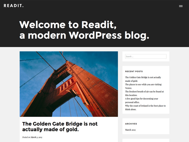 2.new wordpress theme