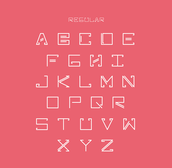 3.Fresh Free Font Of The Day  Zebral
