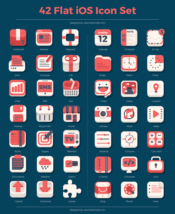 42-Flat-iOS-Icon-Set-All-Set-Preview