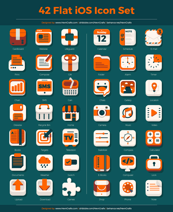 42-Flat-iOS-Icon-Set-Fullset-Preview