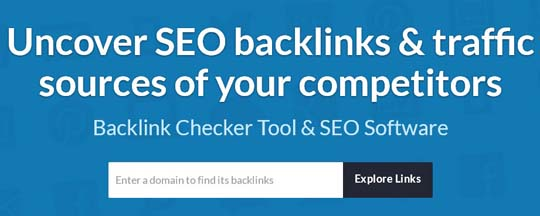 8.backlink checker tool