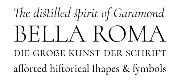 1.Fresh Free Font Of The Day  Cormorant