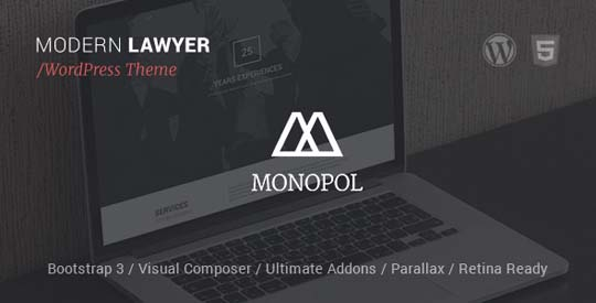 10.lawyer wordpress theme