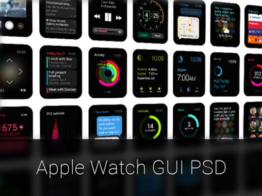 11.apple-watch-psd-mockup