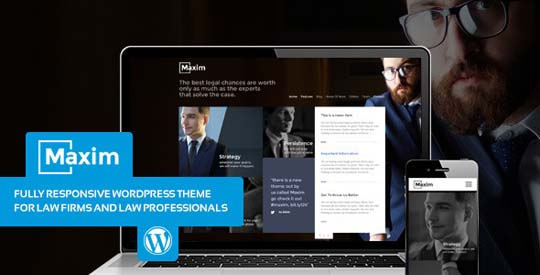 12.lawyer wordpress theme