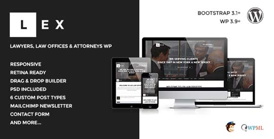 14.lawyer wordpress theme